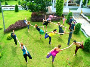 7 Days Seven Chakra, Tantra and Yoga Retreat in Thailand