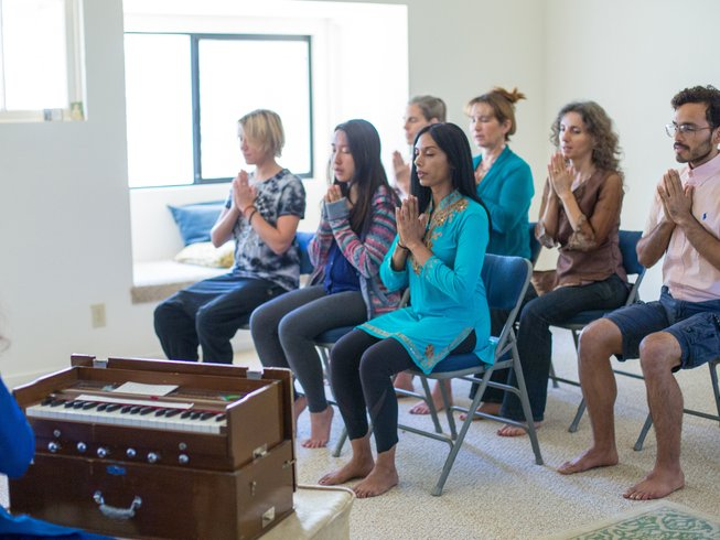 6-Daagse Spirituele Counseling Docentenopleiding Retreat in Californië