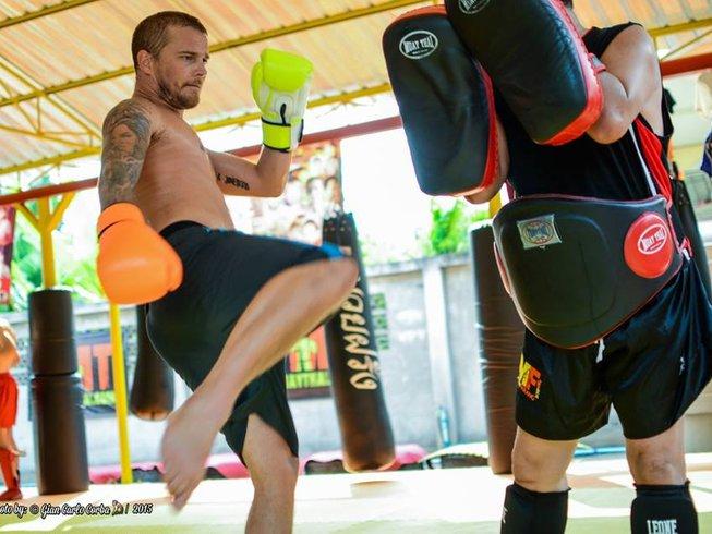 2 Weeks Muay Thai Training in Thailand