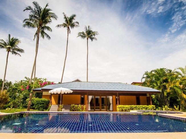 3 Days Raw Food Detox and Yoga Retreat in Koh Samui, Thailand