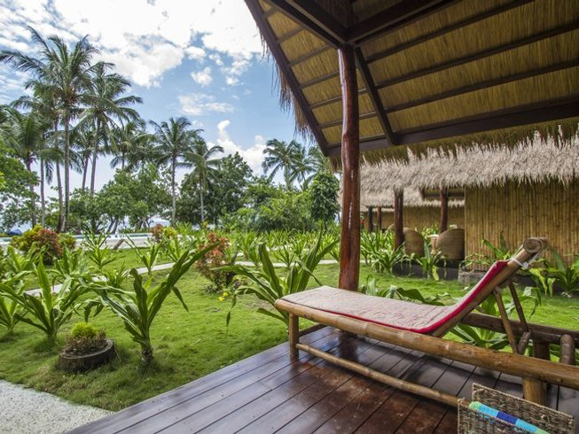 4 Days Yoga and Diving Retreat in the Philippines