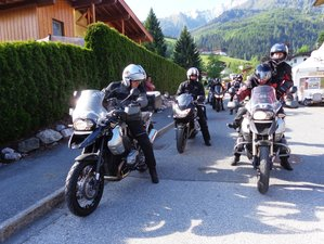 8 Day Star Ride Special Self-Guided Motorcycle Holiday in Kaprun, Salzburg