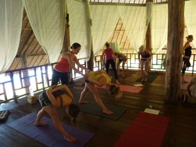 23 Days Level 1 200 Hours Multi Style Yoga TTC in Thailand