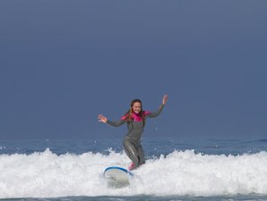 4 días retiro de yoga y surf en Columbeira, Portugal
