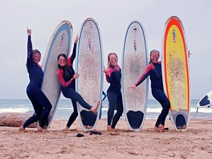 6 Days Rejuvenating Surf and Yoga Holiday in Morocco