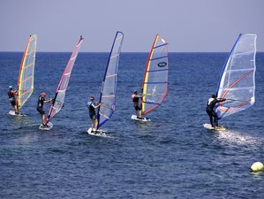7 Days Windsurfing Surf Camp Malta