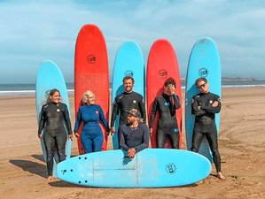 6 Day Surf Camp and Yoga Holiday with Mogasurf in Essaouira