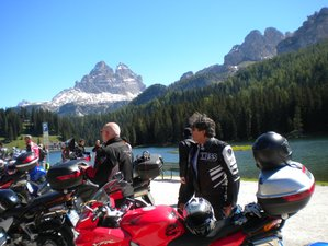 8 Day Guided Motorcycle Tour around the Dolomites and Veneto, Italy