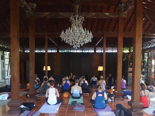 6 Days Wellness Getaway Yoga Retreat in Bali, Indonesia