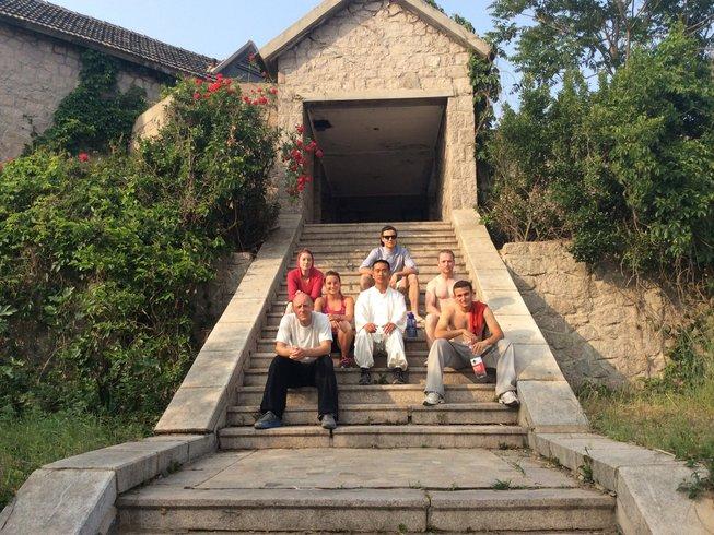 Shengjing Shan Traditional Kungfu Academy