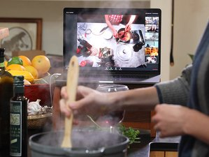 2 Day Online Pasta Sauces Making Course Live From Italy