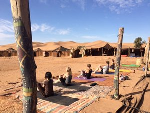 8 Days Writing and Yoga Retreat in the Sahara, Morocco