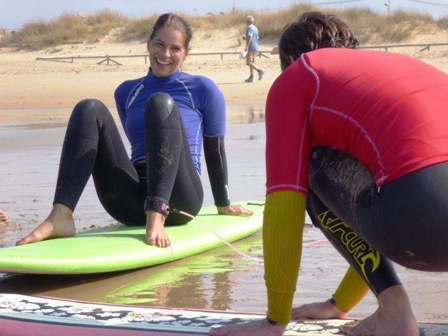 8 Days Exhilarating Yoga and Surf Camp in Andalusia, Spain