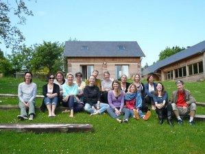 7 jours en stage de yoga, méditation et mandala en Normandie, France