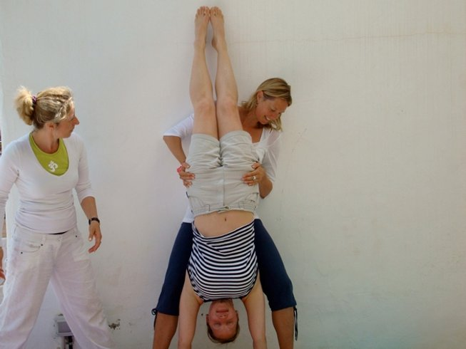 13 Days Christmas and New Year Yoga Retreat in Spain
