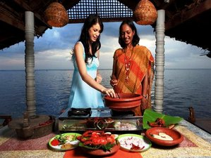 15 Day Tastes of South India Cookery Holiday