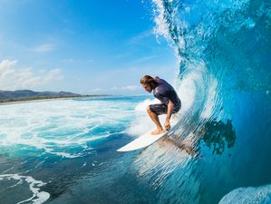 6 Days Surf Lessons and Private Surfing Tour to Punta Mita in Sayulita, Mexico
