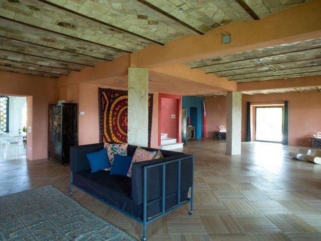 6 Days New Year Meditation and Ashtanga Yoga Retreat in Tuscany Hills, Italy