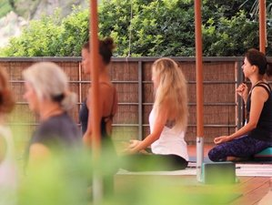8 Day Lovely Yoga Holiday in a Super Luxurious Villa by the Beach in Sardinia, Province of Cagliari