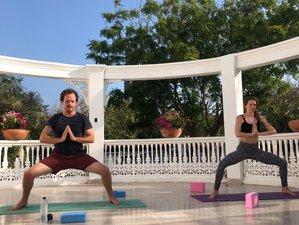 23 días de formación de profesores de yoga de 200 horas en un viaje transformador en Barranquilla