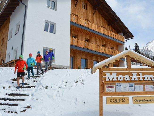 8-Daagse Sneeuw Hike en Yoga Retraite in Oosterijk