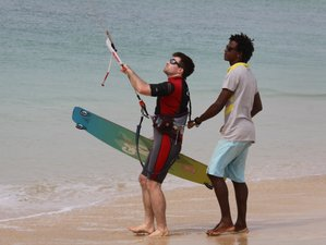 8 Day Kitesurfing Camp in Boa Vista Island, Cape Verde