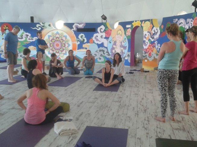27 Days Intensive 200 Hours Spain Yoga Teacher Training
