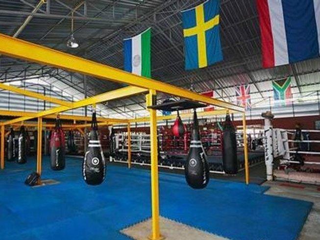 2 Weeks Muay Thai Training in Chiang Mai, Thailand