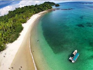 7 Days Rejuvenating Surf and yoga Camp with snorkeling in Santa Catalina, Panama
