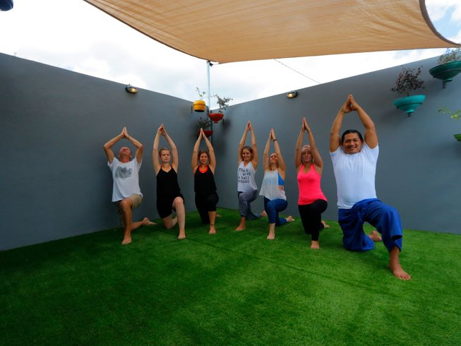 6 Days Bee Surf and Yoga Retreat in Bali, Indonesia