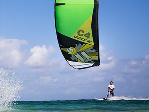6 Day Basic Kitesurf Course in Marsala, Province of Trapani