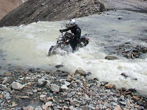 10 Days One Crazy Ride Motorcycle Tour India