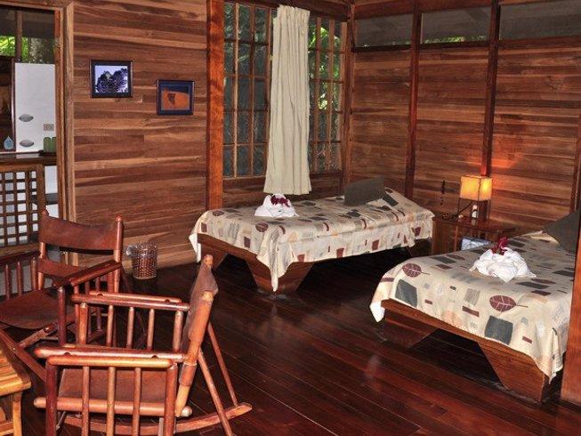 8 Days Wildlife Yoga Retreat in Costa Rica