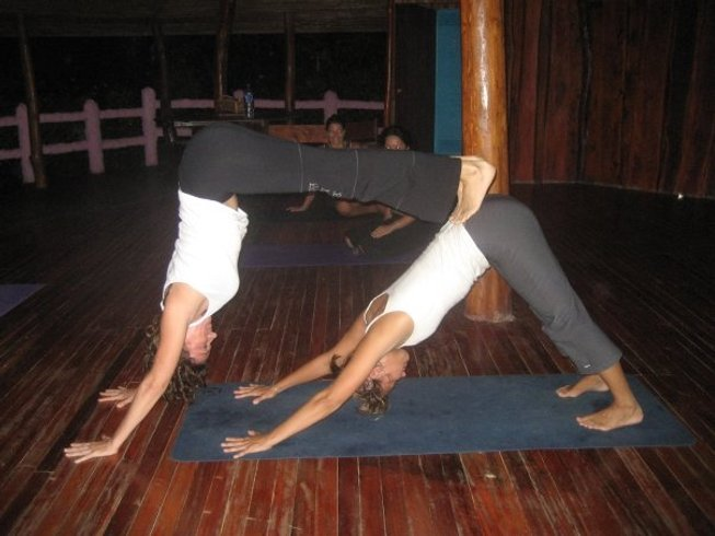21 Days Fire Dance and Yoga Retreat in Costa Rica