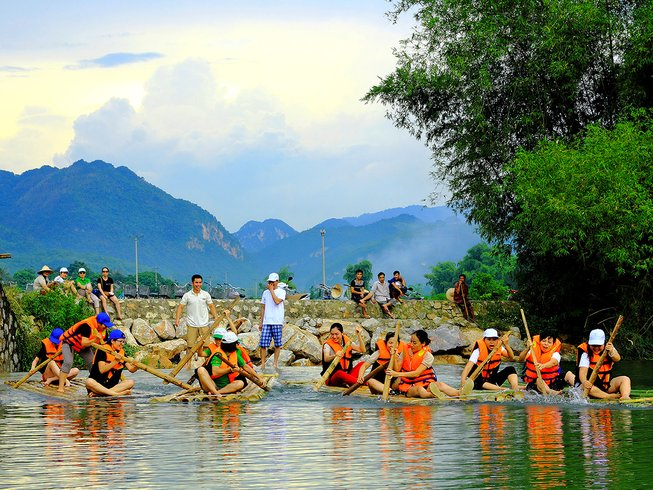 12 Days Tours and Yoga Retreat in Vietnam