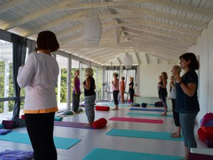 8 Day Yoga & Transformational Retreat into Self-Discovery in Lefkada, Greece