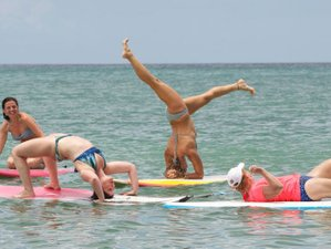 5 Days SUP, Surf, and Yoga Retreat in Puerto Rico