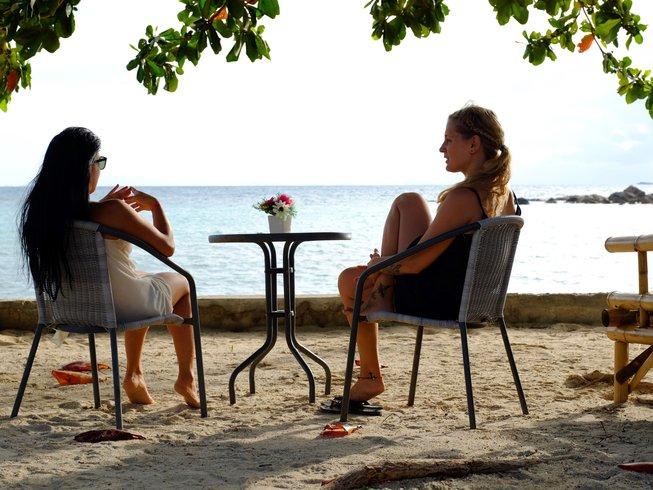 29 Days Premium Juice Detox and Yoga Retreat in Surat Thani, Thailand
