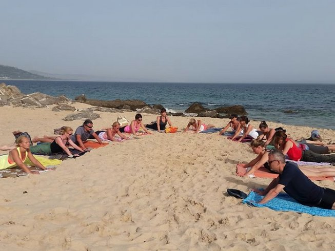 yoga holiday spain