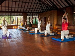 11 Days Prana for Ayurveda Rejuvenation Yoga Retreat in Gokarna, India