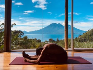 7 Day Cleanse Your Body and Mind Yoga Retreat in Tzununá, Lake Atitlán