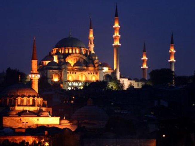 11 Days Goddess Kundalini Yoga Retreat in Turkey