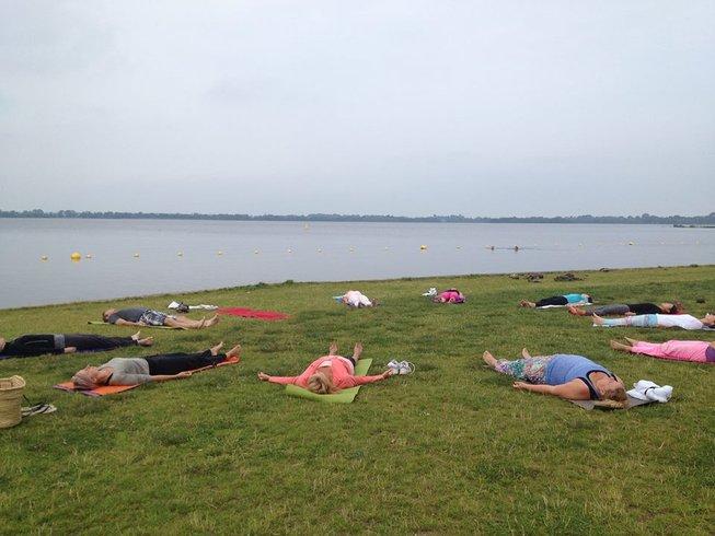23 días de profesorado de Hot yoga de 200 horas en Hilversum, Holanda