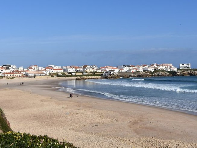 8 Days Yoga and Surfcamp Portugal