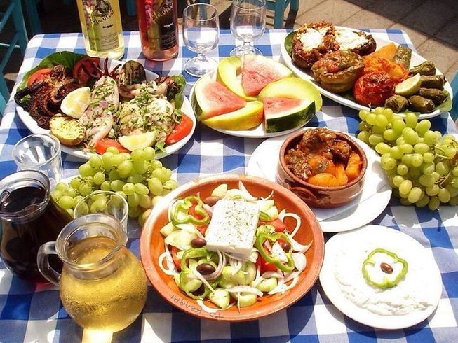 8 Days Photography and Culinary Vacations in Greece