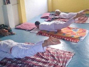 5 Day Ashtanga Tristhana Meditation and Yoga Retreat in Rishikesh