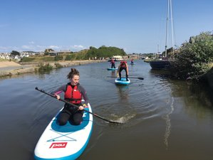 4 Days Weekend Yoga and SUP Camp in Bude, Cornwall, UK