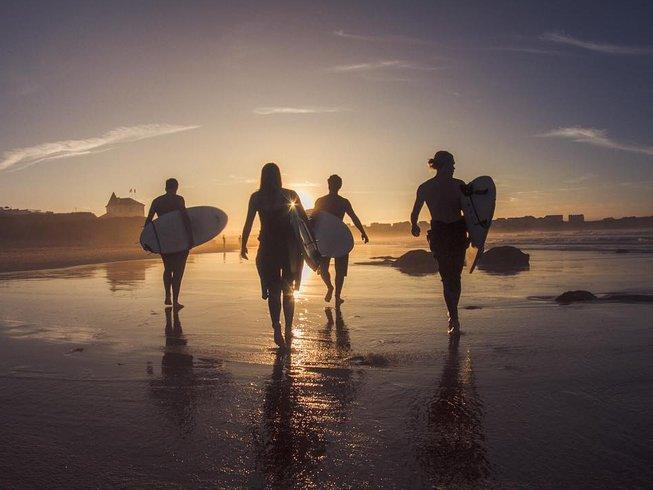 8 Days Luxury Surf Camp Portugal