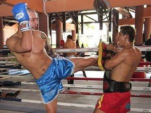 1 Month of Muay Thai Training in Chon Buri, Thailand