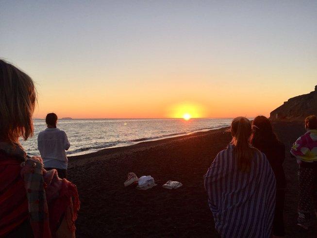 8 Days Jivamukti & Restorative Yoga Retreat in Santorini, Greece